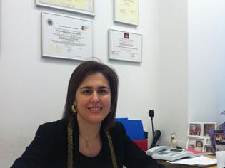 directora Cristina Menéndez