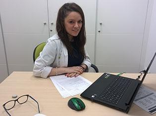 Neuropsicologa Tania Álvarez
