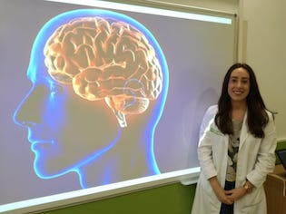 Natalia Macías - Neuropsicóloga